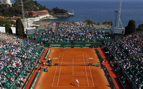 Monte-Carlo Rolex Masters & Hôtel Victoria 4*