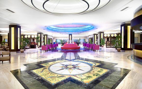 Poussez les portes de votre Belconti Resort Hotel 5*