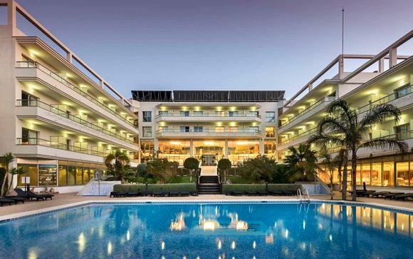 Sun Palace Albir & Spa 4*