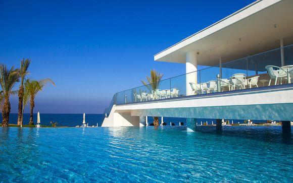 Chypre Paphos - Hôtel King Evelthon 5* à partir de 252,00 € (252.00 EUR€)