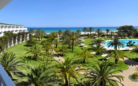 Tunisie Hammamet - Hôtel Sensimar Palace Oceana Hammamet 5* à partir de 161,00 € (161.00 EUR€)