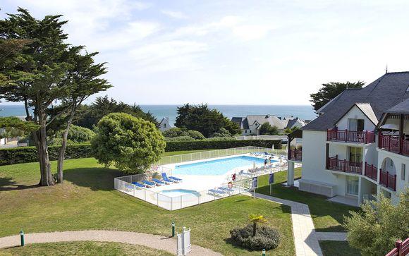 France La Baule - Pierre et Vacances Premium Le Domaine de Cramphore à partir de 179,00 € (179.00 EUR€)
