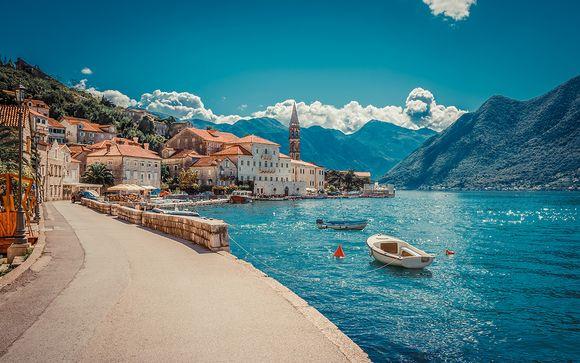Montenegro Petrovac - Hôtel Club Palas 4* à partir de 580,00 €