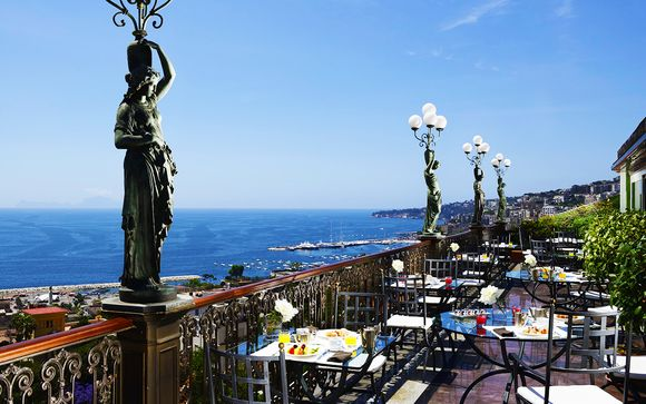 Italie Naples - Grand Hôtel Parker's 5* à partir de 138,00 €