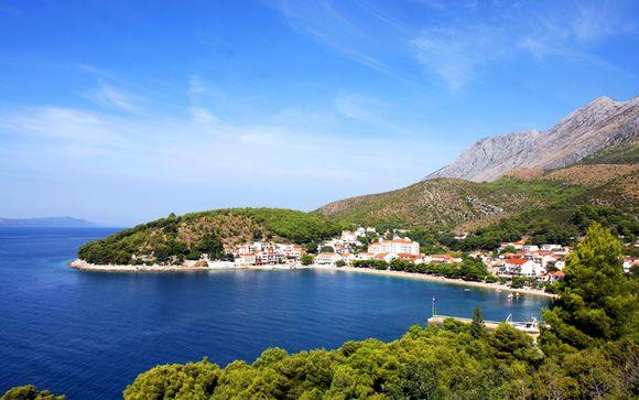 Saveur Nature Croate et Hôtel Top Clubs Quercus 4*