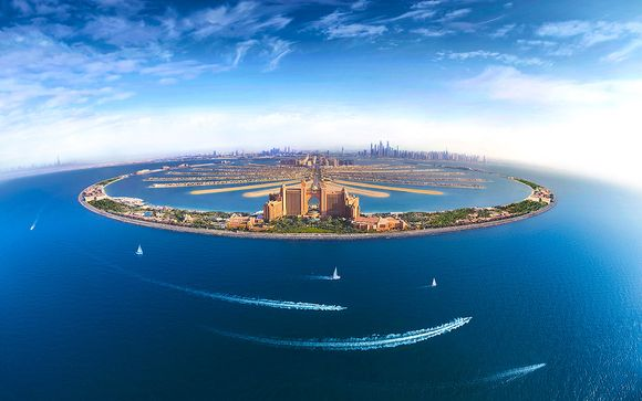 Emirats Arabes Unis Dubai - Hôtel Atlantis The Palm 5* - Ocean Deluxe ou Palm Beach Deluxe à par...
