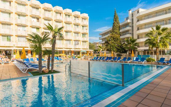 Espagne Tossa del Mar - GHT Oasis Tossa & Spa 4* à partir de 143,00 €