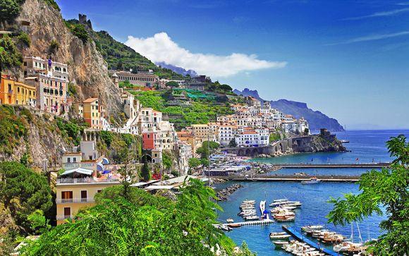 Circuit Rome, péninsule sorrentine et Capri - 4 ou 5 nuits