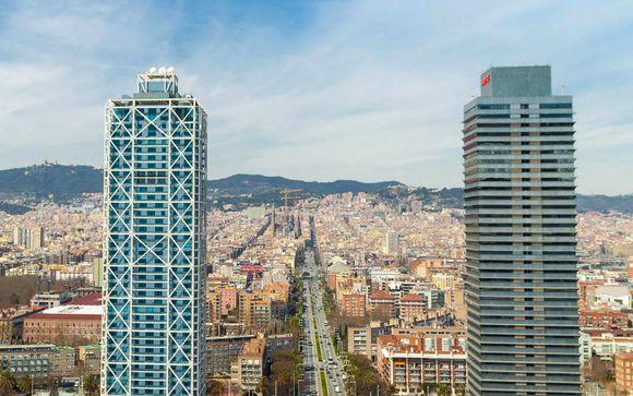Bondia Hotel Ofelias Barcelone