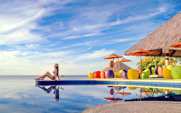 Philippines Panglao Island - Hôtel South Palms Resort 4* avec étape à l