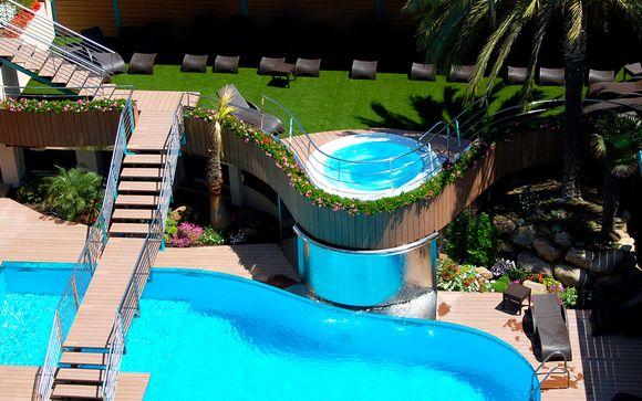 Espagne Lloret de Mar - Hôtel Kaktus Playa à partir de 413,00 € (413.00 EUR€)