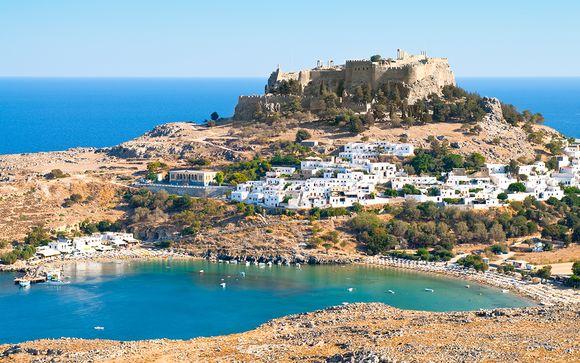 Grèce Rhodes - Hôtel Mitsis Rodos Village 4* à partir de 229,00 € (229.00 EUR€)