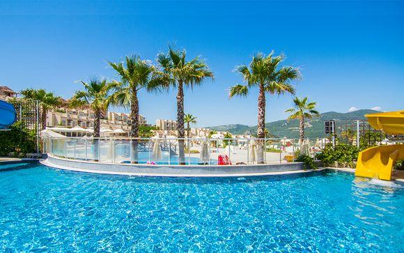Hôtel CLC Kusadasi Golf & Spa Resort 5 *