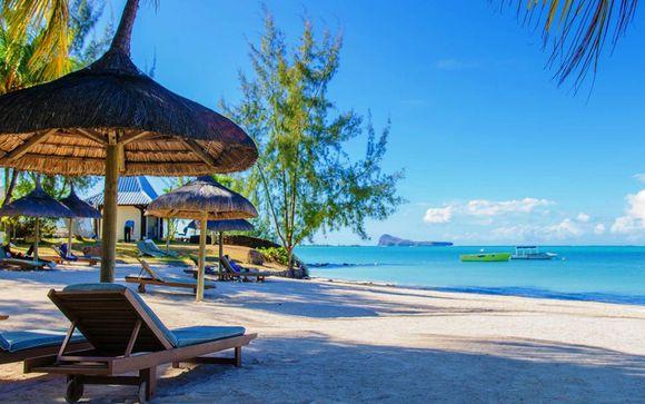 Hôtel The Seaview Calodyne Lifestyle Resort 4*