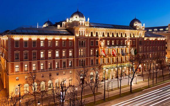 Palais Hansen Kempinski 5*