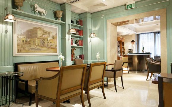 Poussez les portes de l'hôtel Stendhal Luxury Suites 4*