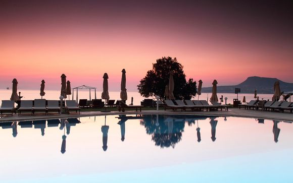 Hôtel Kiani Beach Resort 5*