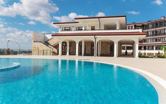 Family Life Nevis Resort 4*
