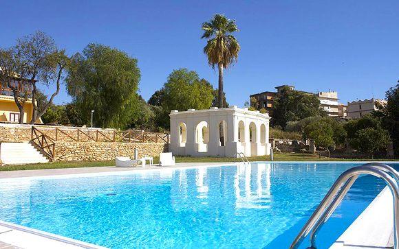 Hôtel Villa Calandrino 4*