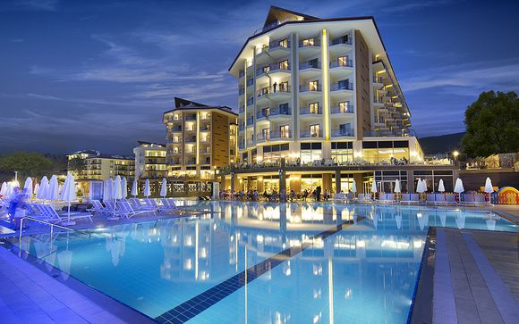 Hôtel Ramada Resort Kusadasi & Golf 5 *