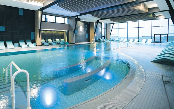Hôtel les bains de Cabourg 4* Thalazur Thalassothérapie and Spa