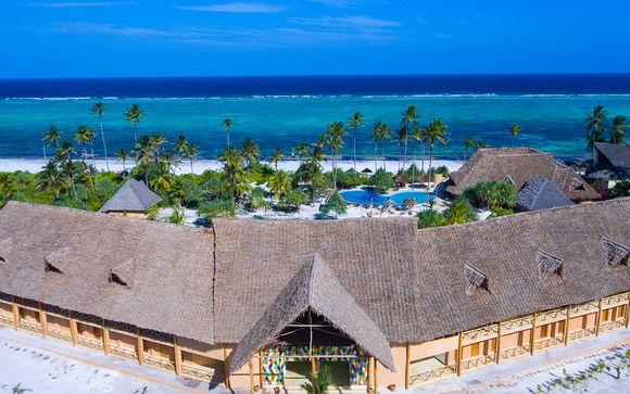 Poussez les portes du Zanzibar Queen Hotel 4*