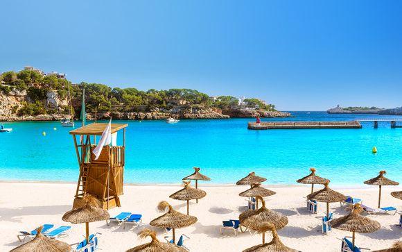 Espagne Palmanova - Hôtel Fergus Bermudas 4* à partir de 237,00 € (237.00 EUR€)