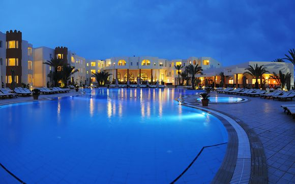 Hôtel Green Palm Golf & Spa 4*
