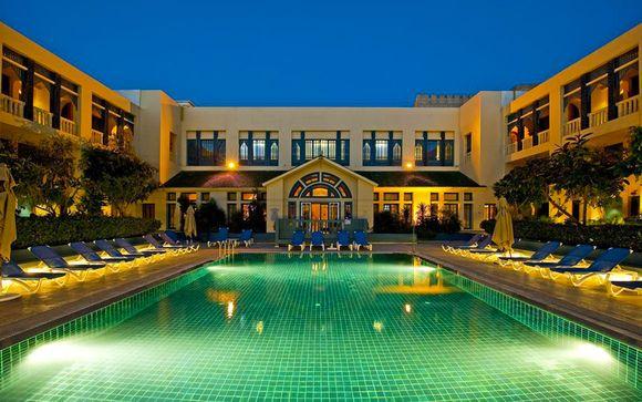 Tunisie Hammamet - Hôtel Diar Lemdina 4* à partir de 169,00 € (169.00 EUR€)