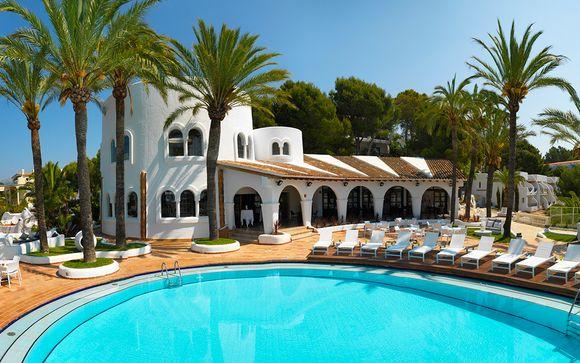 Espagne Palma de Mallorca - Hôtel Maritim Galatzo 4* à partir de 284,00 € (284.00 EUR€)