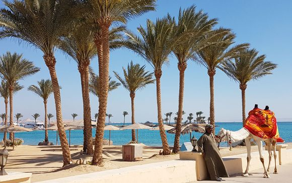 Egypte Hurghada - Combiné Découverte des Trésors du Nil et de la Mer Rouge à partir de 599,00 € (599.00 EUR€)