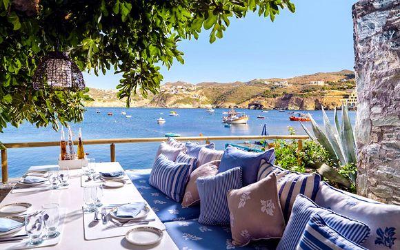 Grèce Heraklion - Ô Club Capsis Out of The Blue - Ruby Red 5* à partir de 649,00 €