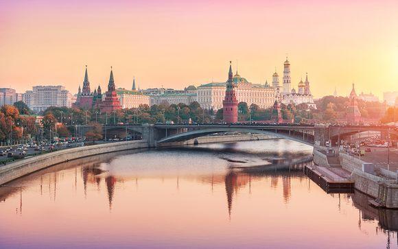 Rendez-vous... à Moscou et Saint-Pertersbourg