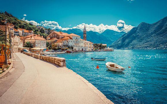 Montenegro Bijela - Hôtel Top Clubs Park Bijela 4* à partir de 165,00 € (165.00 EUR€)