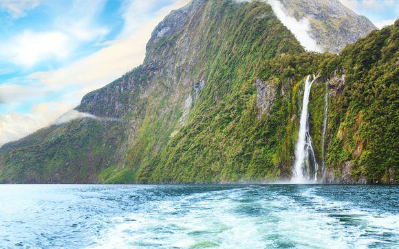 Mettez une option sur l'évasion en Nouvelle-Zélande