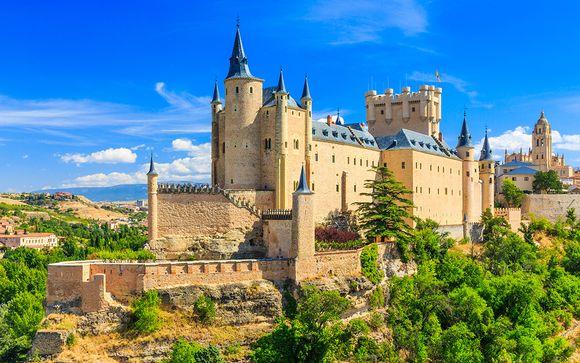 Autotour Les Trésors de la Castille et Madrid