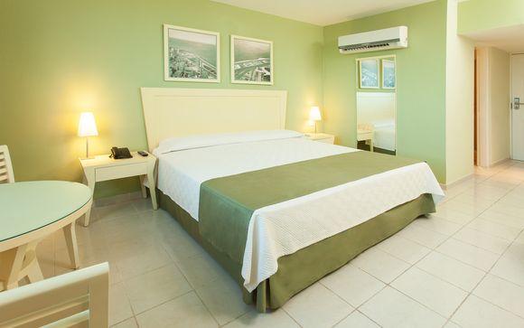 Poussez les portes des hôtels NH Capri 4* et Meliá Varadero 5*