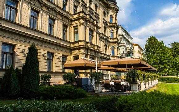 Votre luxueux palais près de Wenceslas Square