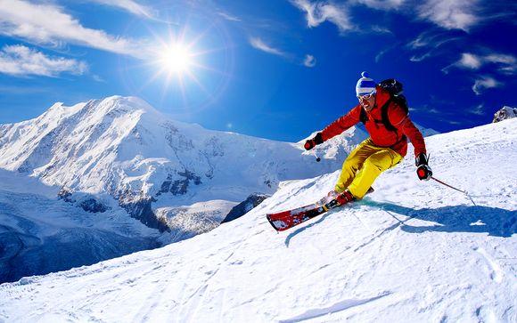 Neige, ski et tout inclus en famille
