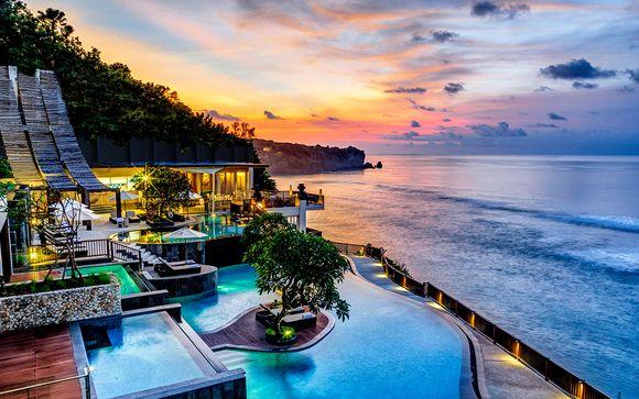 Anantara Uluwatu Resort Bali 5* avec Qatar Airways