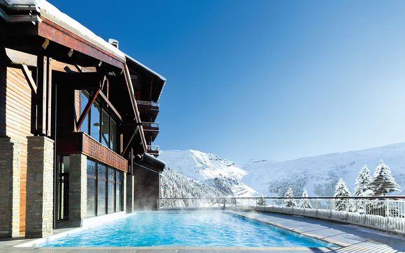 Villégiature haut de gamme en Haute-Savoie