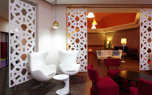 Hôtel Kenzi Europa 4*