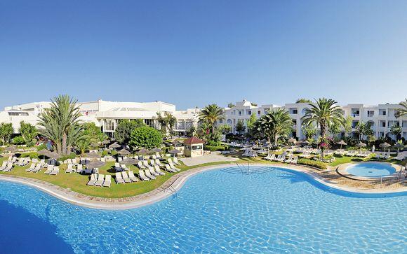 Oasis de loisirs en tout inclus face à la mer