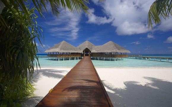 Poussez les portes du Medhufushi Island Resort 5*