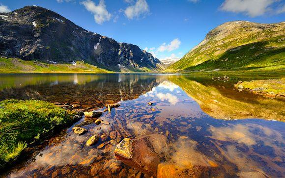 Circuit Norvège des Fjords 8 jours/7nuits