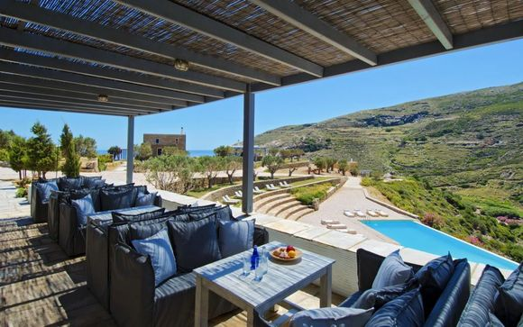 Aegea Blue Cycladic Resort 4*