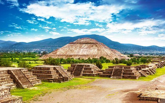 Sur la route des perles Atzèques et Mayas