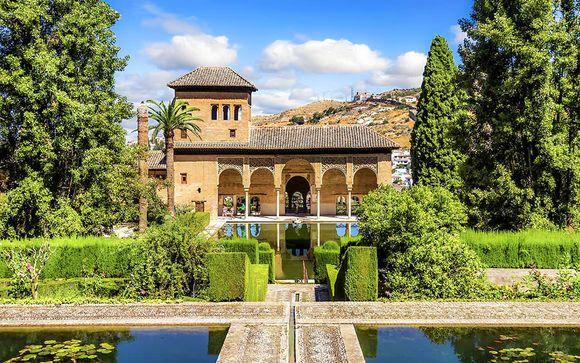Autotour Ma belle Andalouse et extension balnéaire à Malaga