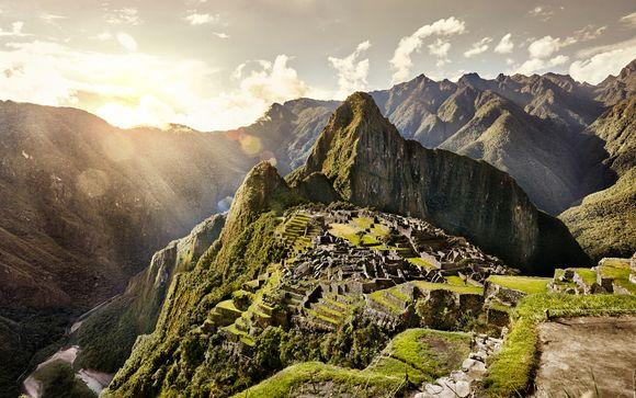 Epopée authentique en terre Inca