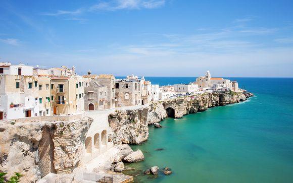 Autotour évasion dans les Pouilles et Basilicate en 5 ou 7 nuits